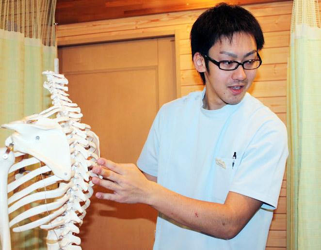 腰痛の生活指導